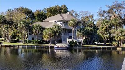 Hilton Head Island Single Family Home For Sale: 46 Leamington Lane