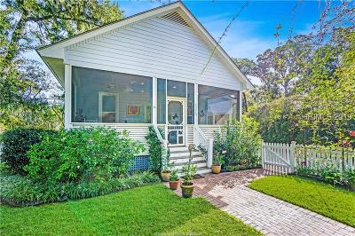 Beaufort Single Family Home For Sale: 1215 Rodgers Street