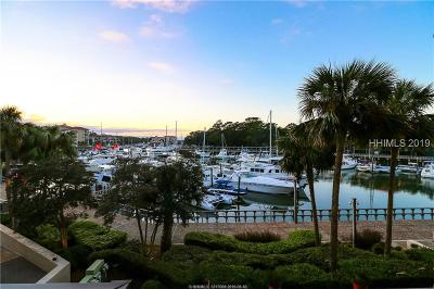 Hilton Head Island Condo/Townhouse For Sale: 17 Harbourside Lane #7106