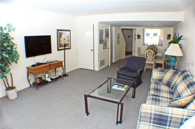 Hilton Head Island SC Condo/Townhouse For Sale: $207,500