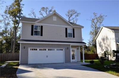 Beaufort Single Family Home For Sale: 57 Wintergreen Drive
