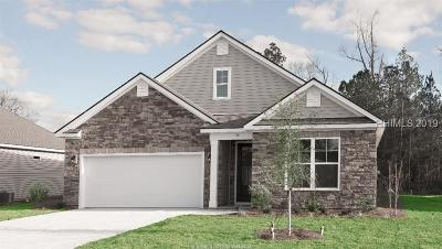 Bluffton SC Single Family Home For Sale: $289,990