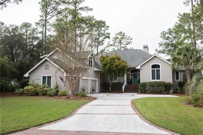 Saint Helena Island Single Family Home For Sale: 1725 Longfield Drive