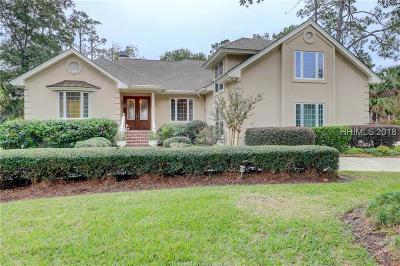 Moss Creek Single Family Home For Sale: 73 Peninsula Drive