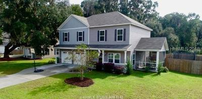 Beaufort Single Family Home For Sale: 11 Mint Farm Drive