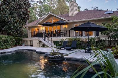 Hilton Head Island Single Family Home For Sale: 2 Good Hope Court
