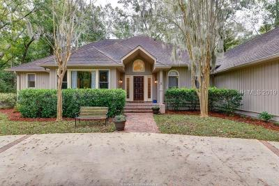 Bluffton Single Family Home For Sale: 36 Spartina Crescent