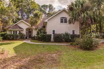 Hilton Head Island Single Family Home For Sale: 29 Lancaster Place
