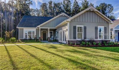 Beaufort County Single Family Home For Sale: 406 Lake Bluff Drive