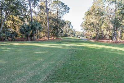 Hilton Head Island Single Family Home For Sale: 31 Turnbridge Drive
