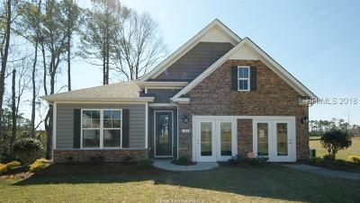 Bluffton Single Family Home For Sale: 274 Lombards Mill Lane