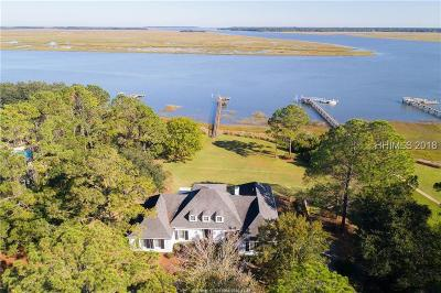 Beaufort Single Family Home For Sale: 3517 Morgan River Drive N