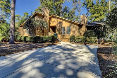 Hilton Head Island Single Family Home For Sale: 66 Otter Road