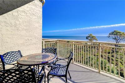 Hilton Head Island Condo/Townhouse For Sale: 21 S Forest Beach Drive #511