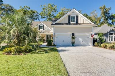 Beaufort County Single Family Home For Sale: 226 Club Gate