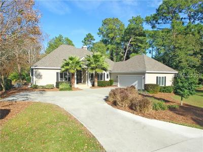 Beaufort County Single Family Home For Sale: 356 Fort Howell Drive