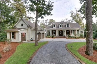 Seabrook Single Family Home For Sale: 244 Bull Point Drive