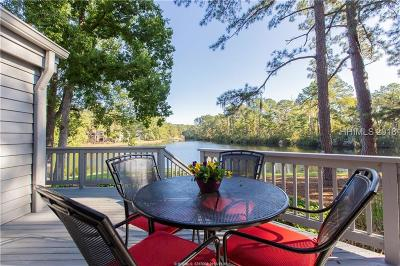 Hilton Head Island Condo/Townhouse For Sale: 23 Lake Forest Drive #3327