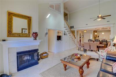 Hilton Head Island Condo/Townhouse For Sale: 50 Ocean Lane #110