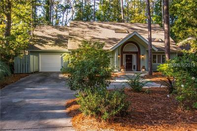 Hilton Head Island Single Family Home For Sale: 30 Golden Hind Drive
