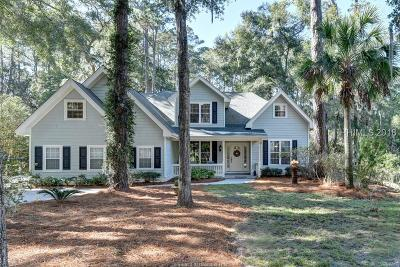 Bluffton Single Family Home For Sale: 11 Victoria Bluff Court