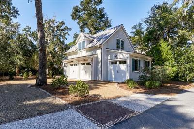 Palmetto Bluff Single Family Home For Sale: 27 Hernando Street