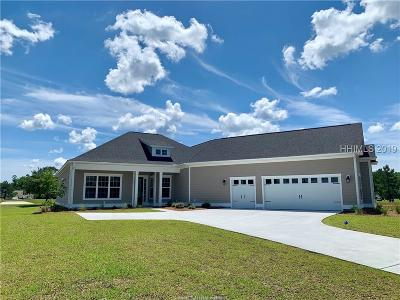 Hardeeville Single Family Home For Sale: 1092 Club Way