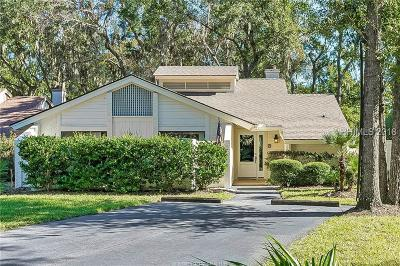 Hilton Head Island Single Family Home For Sale: 51 Timber Lane