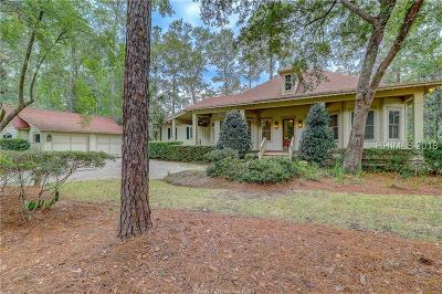 Bluffton SC Single Family Home For Sale: $539,000