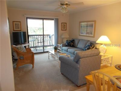 Hilton Head Island SC Condo/Townhouse For Sale: $179,900