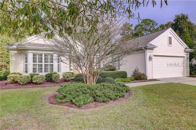 Bluffton Single Family Home For Sale: 19 Concession Oak Drive