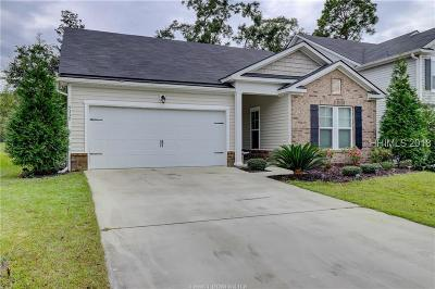 Bluffton Single Family Home For Sale: 9330 Evan Way