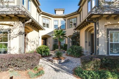 Beaufort County Condo/Townhouse For Sale: 178 Hampton Lake Crossing #1470