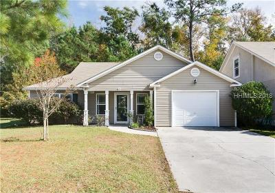 Bluffton Single Family Home For Sale: 20 Broadland Circle