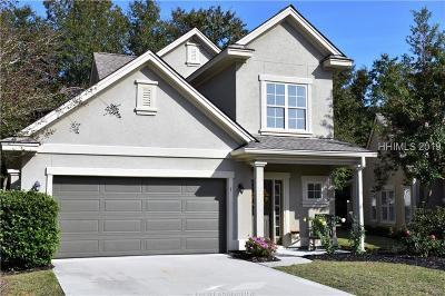 Hilton Head Island Single Family Home For Sale: 7 Sullivans Lane