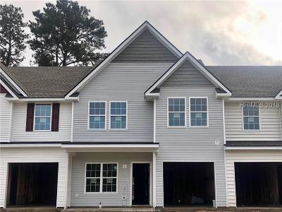 Beaufort Single Family Home For Sale: 321 Dante Circle