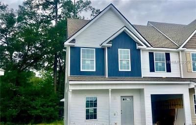Beaufort Single Family Home For Sale: 345 Dante Circle