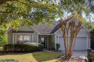 Bluffton Single Family Home For Sale: 87 Lake Linden Drive