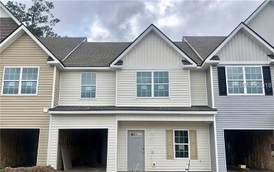 Beaufort Single Family Home For Sale: 349 Dante Circle