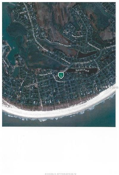 Hilton Head Island Residential Lots & Land For Sale: 48 S Beach Lane