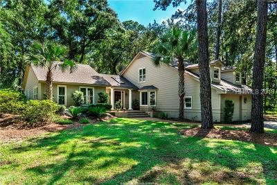 Hilton Head Island SC Single Family Home For Sale: $799,000