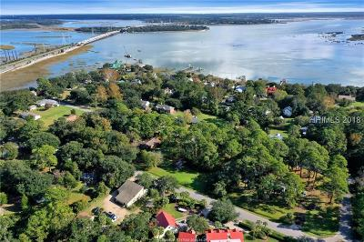 Hilton Head Island Single Family Home For Sale: 13 Vine Street