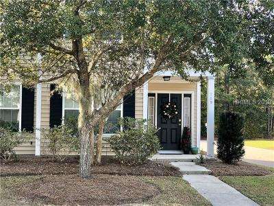 Bluffton Single Family Home For Sale: 209 Dillard Mill Dr