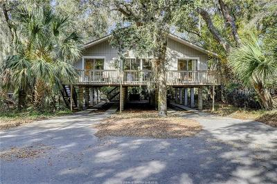 North Forest Beach Single Family Home For Sale: 78 Dune Lane