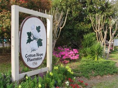 Hilton Head Island Condo/Townhouse For Sale: 155 Dillon Road #423