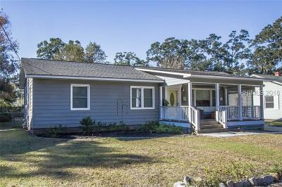 Beaufort County Single Family Home For Sale: 1705 W Paris Avenue