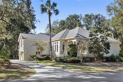 Hilton Head Island Single Family Home For Sale: 2 Cottage Court