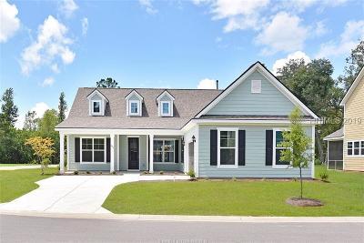 Bluffton Single Family Home For Sale: 64 Daffodil Farm Road
