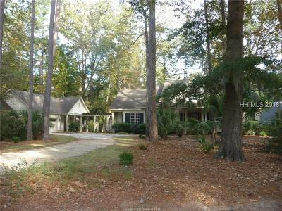 Bluffton, Okatie Single Family Home For Sale: 35 Osprey Circle
