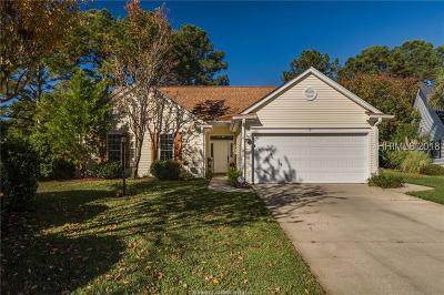 Bluffton, Okatie Single Family Home For Sale: 6 Saint George Circle